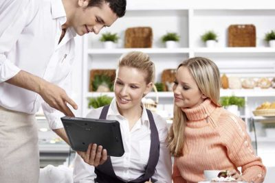 choosing a mobile POS in Restaurant